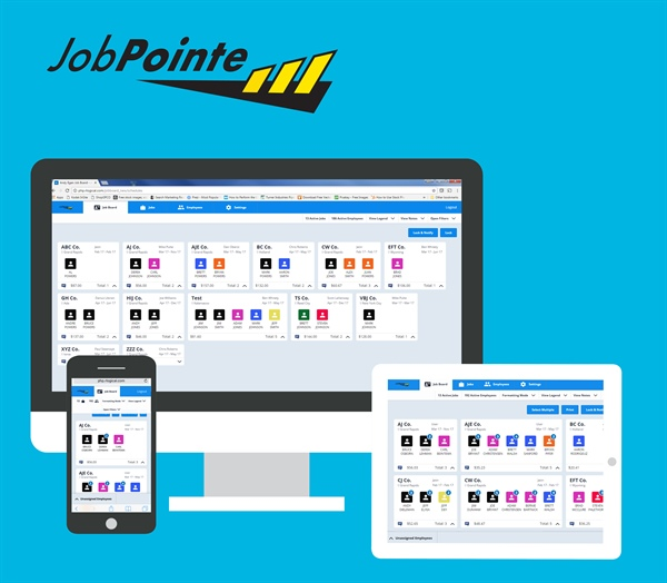 Egan Introduces JobPointe, a Digital Workforce Management Tool for the Construction Industry