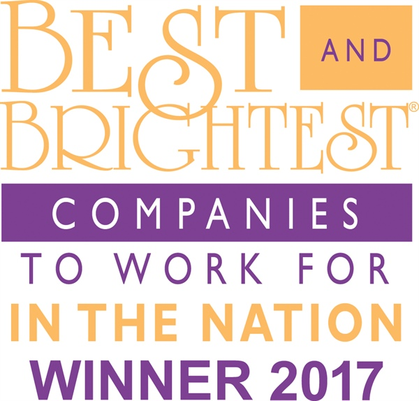 Egan Earns National, Elite Award in Best & Brightest Companies Program