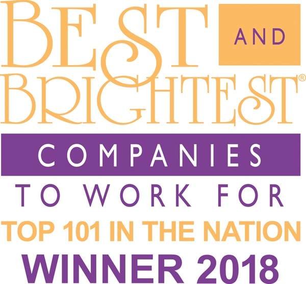 Egan Among Nation's Top 101 Companies to Work For