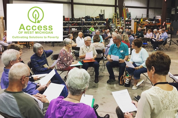 Access of West Michigan Will Expand Poverty Prevention Programming with $10,000 Gift from Egan